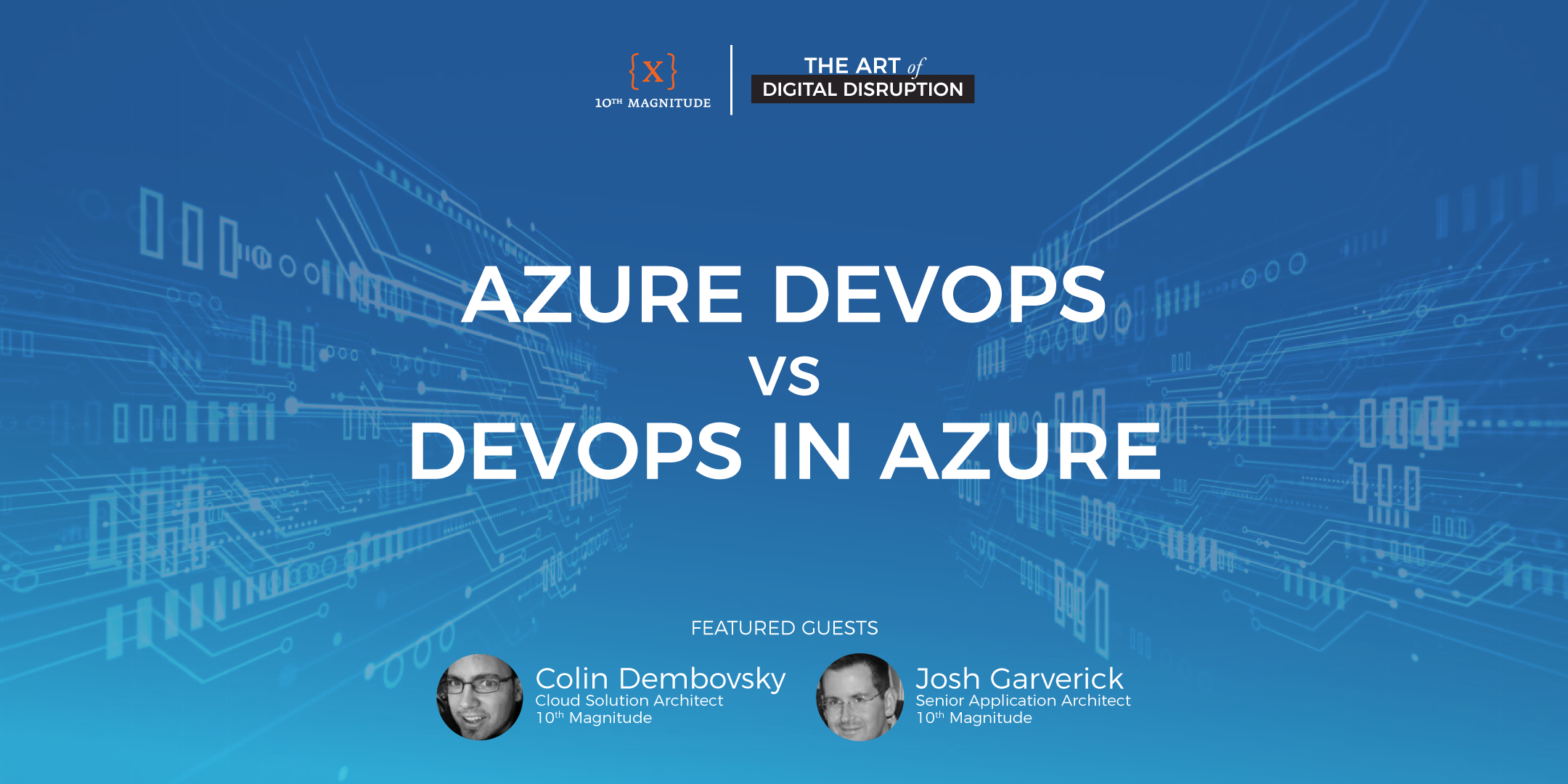 Azure DevOps vs. DevOps in Azure