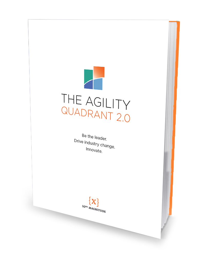mastering the agility quadrant