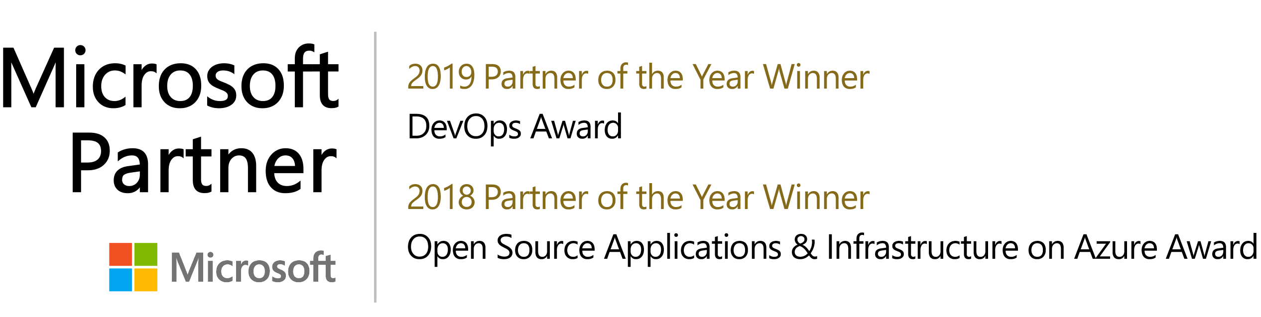 10th Magnitude -- 2018 and 2019 Microsoft Partner of the Year