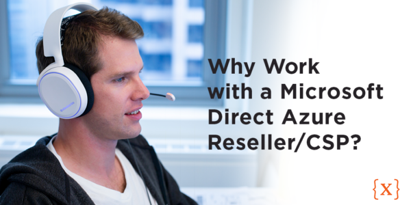 Direct Azure Reseller CSP